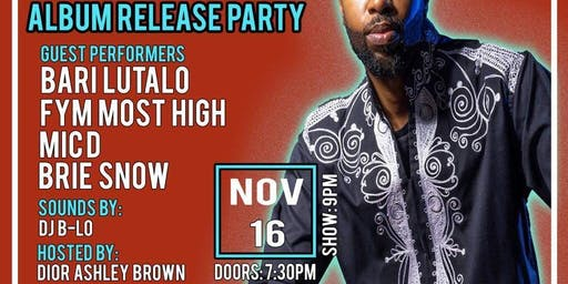Rumination Album Release Party