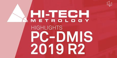 PC-DMIS USER SEMINAR | Melbourne | Thurs 28 Nov 2019 tickets