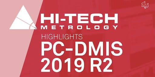 PC-DMIS USER SEMINAR   Melbourne   Thurs 28 Nov 2019