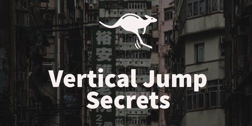 Vertical Jump Secrets