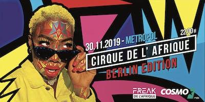 Cirque de l'Afrique Berlin Edition