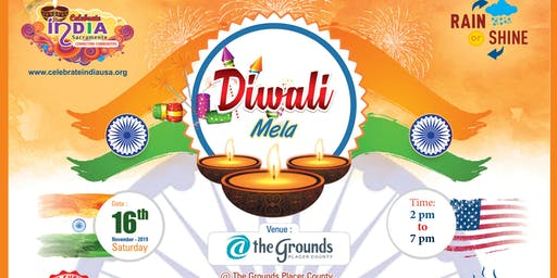 Festival of Lights - Celebrate India Diwali Mela 2019