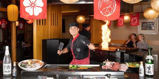 Earlybird NYE @ Kabuki Japanese Restaurant