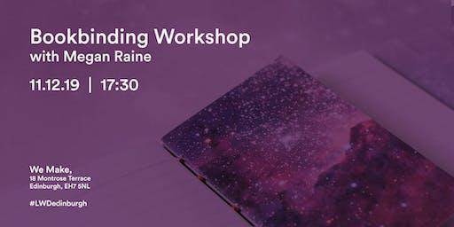 Bookbinding Workshop with Megan Raine