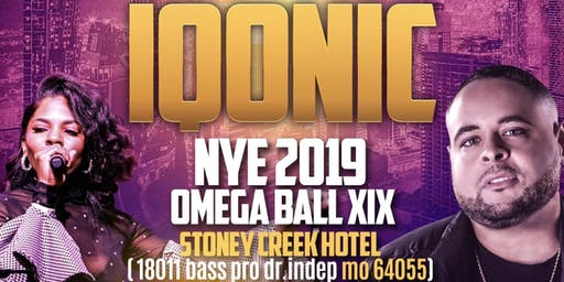 NEW YEARS EVE - IQONIC OMEGA BALL