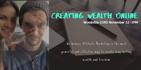 Creating Wealth Online tickets