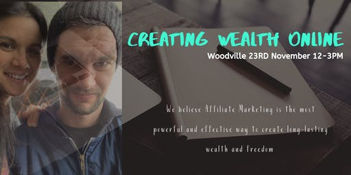 Creating Wealth Online
