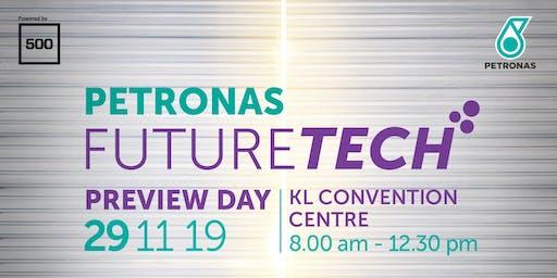 PETRONAS FutureTech Preview Day