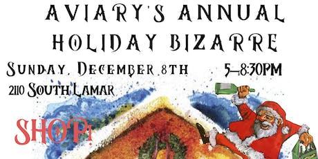 Aviary Wine & Kitchen's Holiday Bizarre! tickets
