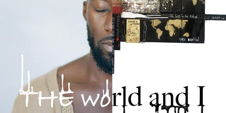 Art Show - THE WORLD AND I (Martial Yapo/s art show) tickets