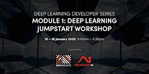 Deep Learning Jumpstart Workshop (15 – 16 January 2020)