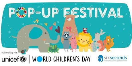 POP-UP Festival delle Emozioni, del Benessere e dei Diritti dei bambini (Caserta) biglietti