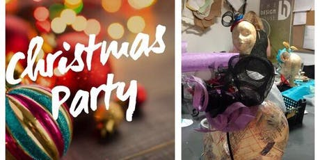 Christmas party  - Millinery class with afternoon treats tickets