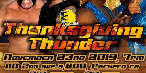 EBPW: Thanksgiving Thunder