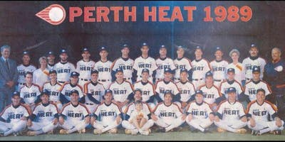 Perth Heat past players – 30th anniversary