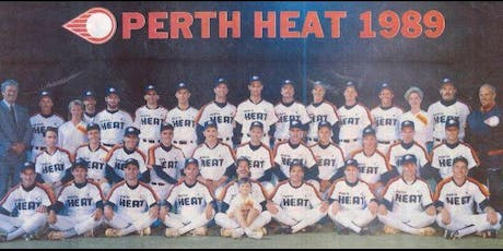 Perth Heat past players – 30th anniversary tickets