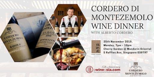 Cordero di Arceno Wine Dinner