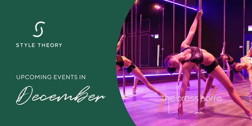 SG - Style Theory X The Brass Barre: Pole Dance Party
