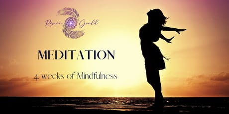 4 Week Meditation Program with Renee tickets