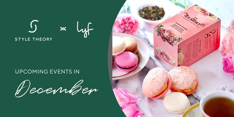 Style Theory & lyf X The Tea Story – A Stylish Christmas Story tickets