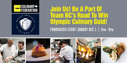 Team BC's Road to the Culinary Olympics!