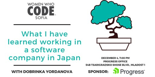What I have learned working in a software company in Japan