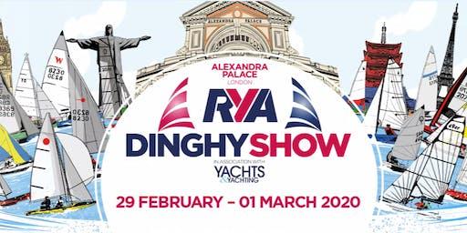 RYA Dinghy Show - Saturday Morning Club Briefing