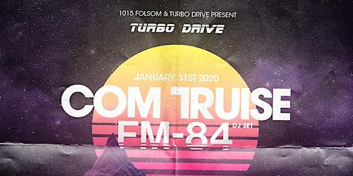 COM TRUISE + FM-84 (dj set) at 1015 Folsom
