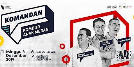 Kombur Anak Medan tickets