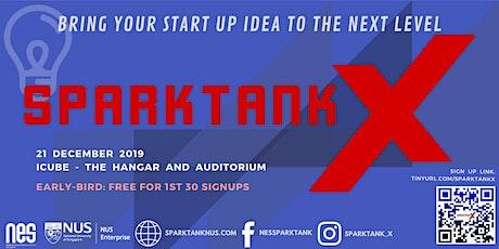 Spark Tank X 2019 tickets