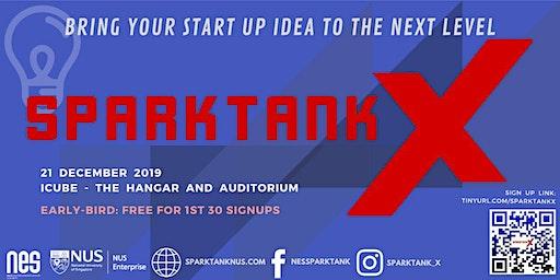 Spark Tank X 2019