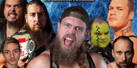 Real Canadian Wrestling - Winter Impact tickets