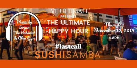 The Ultimate Happy Hour & Holiday Party Presented By Live Ultimate tickets