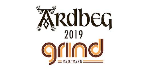 Ardbeg@Grind Whisky Degustation 2019