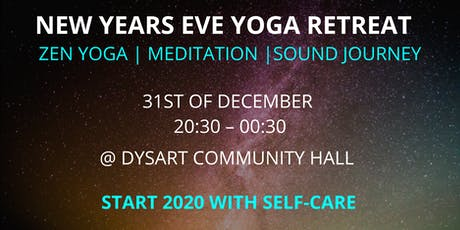 New Years eve yoga retreat tickets