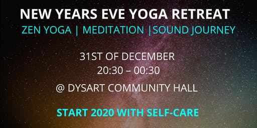 New Years eve yoga retreat