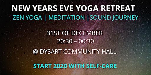 New Years eve yoga retreat