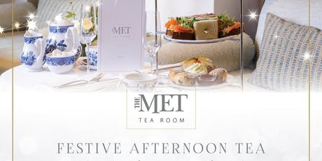 Festive Afternoon Tea at The Metropole Hotel tickets