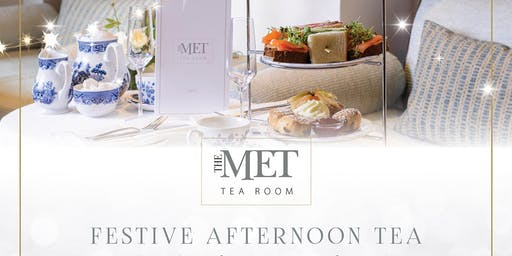 Festive Afternoon Tea at The Metropole Hotel