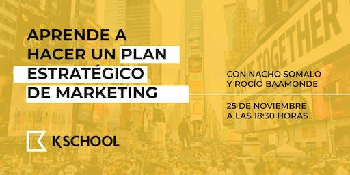 Aprende a hacer un plan de Marketing Digital