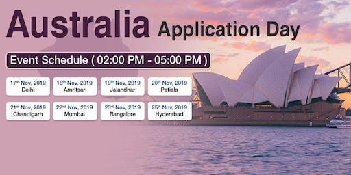 Australia Application Day Delhi