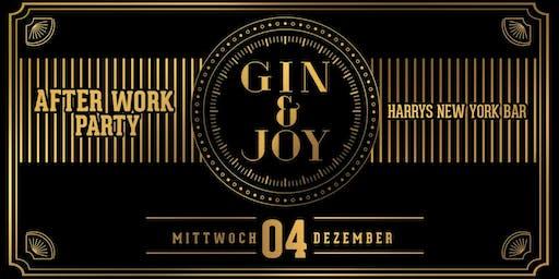 Gin & Joy - Die After Work Party Vol. 4