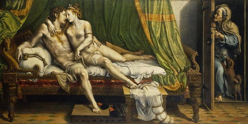 Erotismo e Manierismo. La rima perfetta a Palazzo Te