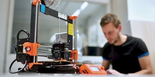 Prusa 3D Printing Hackaton 2019