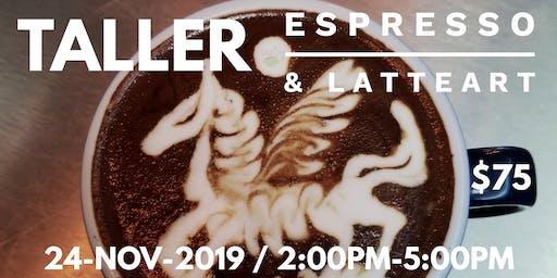 Taller de Espresso & LatteArt