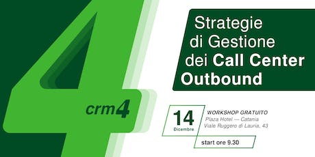 Strategie di Gestione dei Call Center Outbound biglietti