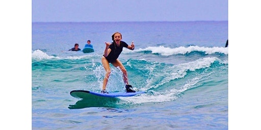 Group Surf Lessons (03-19-2020 starts at 7:00 AM)
