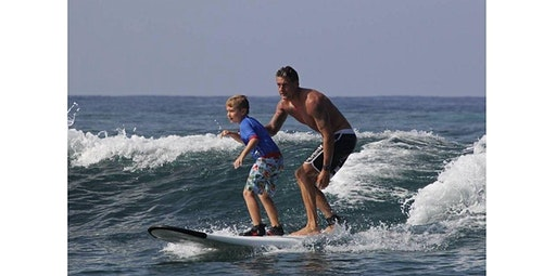 Semi-Private Surf Lessons (03-02-2020 starts at 11:00 AM)