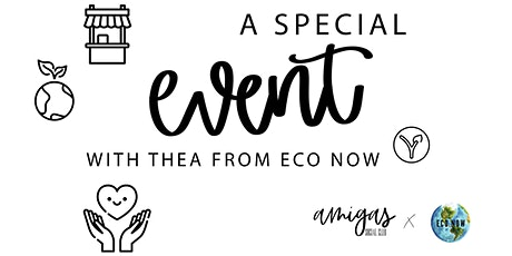 A SPECIAL EVENT WITH ECO NOW tickets