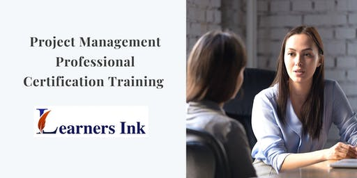 Project Management Professional Certification Training (PMP® Bootcamp) in Fayetteville